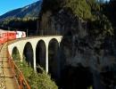 В Швейцарии находится Лёчберг Базис, самый длинный горный тоннель в мире. Его длина —34,6 км