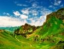 На культуру швейцарцев большое влияние оказал рельеф страны, чередующий горы и долины