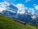 Швейцария — самая гористая страна в Европе. Горы занимают две трети ее территории
