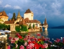 Замок Оберхофен — свидетель многих исторических событий