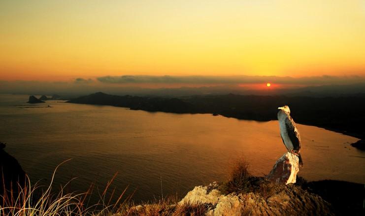 Закат солнца в Кабо-Копе